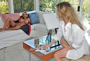 Lesbian Moms Interracial Porn Pictures