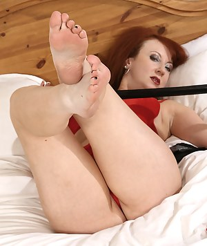 pics of female feet during sex